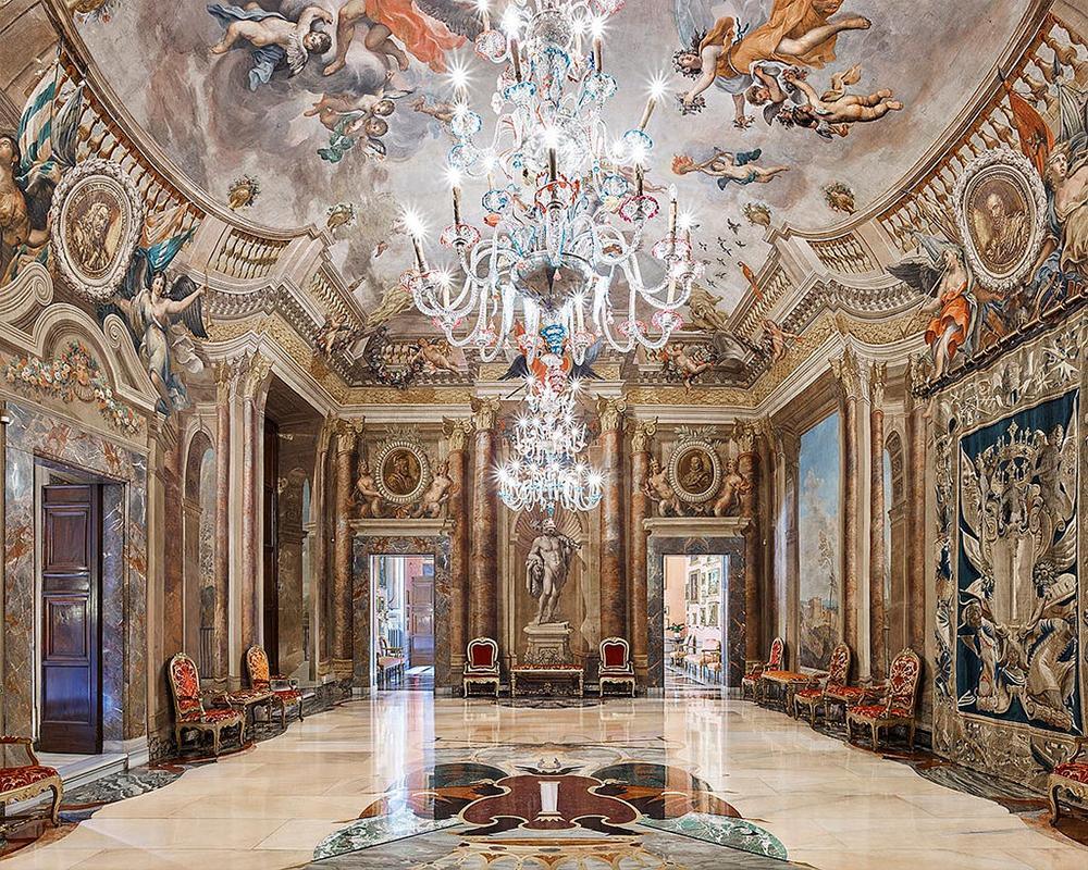 Galleria Colonna, Rome, Italy - Europe Interiors