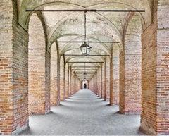 Galleria Degli Antichi, Sabbioneta, MN, Italy