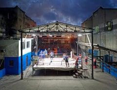 Gimnasio de Boxeo, Havana, Cuba