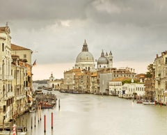 Grand Canal II, from Ponte dell'Accademia, Venice, Italy