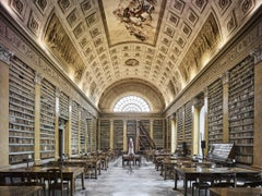 Library, Parma, Italy - Europe Interiors