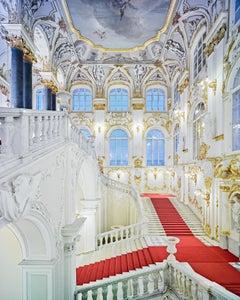 Jordan Stairs I, State Hermitage, St Petersburg, Russia