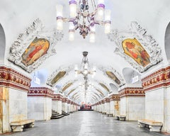 Kiyevsskaya Station,  Moscow, Russia