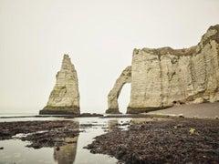L'aiguille after Monet, Etretat, Normandy, France