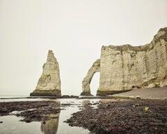 Laiguille after Monet, Etretat, Normandy, France