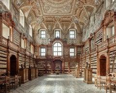 Library, Napels, Italy, Italy