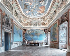 Map Room, Caprarola, Italy