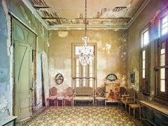 Ochre Room, Havana, Cuba
