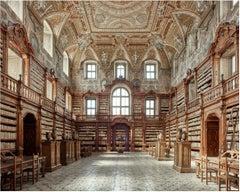 Reading Room, Napoli, Italy