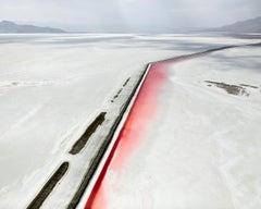 Red Canal, Great Salt Lake, Utah
