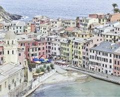 Vernazza Harbour, Cinque Terre, Italy