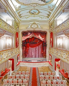 Yusopf Theatre (Curtain), St. Petersburg, Russia