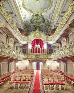 Yusupof Theatre (Czar Box), St. Petersburg, Russia