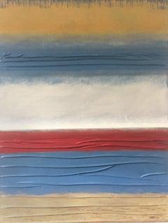 Adagio IV, Abstract Oil Painting