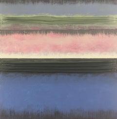 Adagio LVI, Abstract Oil Painting