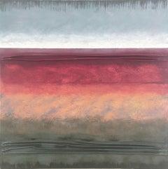 Adagio LX, Abstract Oil Painting