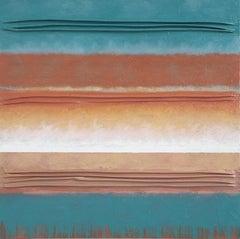 Adagio LXIII, Abstract Oil Painting