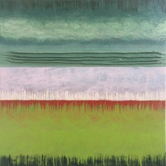 Adagio XLIII, Abstract Oil Painting