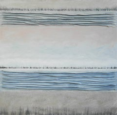 Adagio XX, Abstract Oil Painting