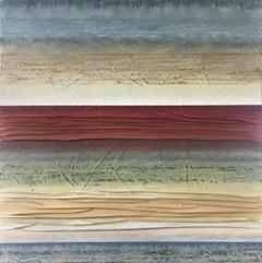 Adagio XXI, Abstract Oil Painting