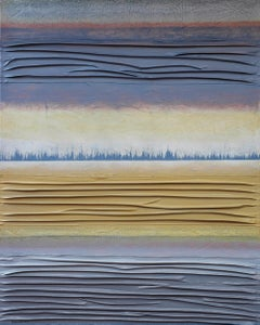 Adagio XXVI, Abstract Oil Painting