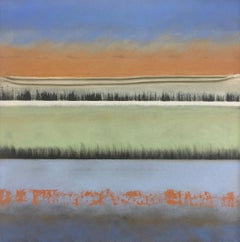Adagio XXXI, Abstract Oil Painting