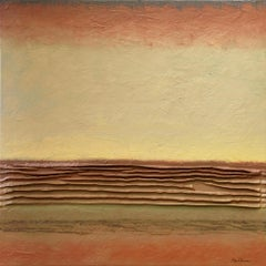 Adagio XXXIX, Abstract Oil Painting