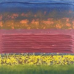 Adagio XXXVI, Abstract Oil Painting