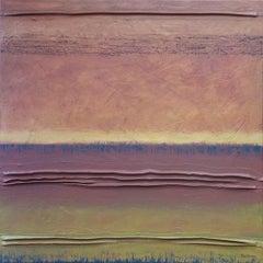 Adagio XXXVIII, Abstract Oil Painting