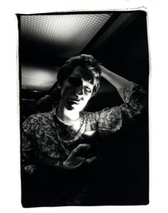 RIchard Butler of The Psychedelic Furs Vintage Original Photograph