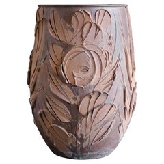 "David Cressey ""Expressive"" Design Ceramic Planter"