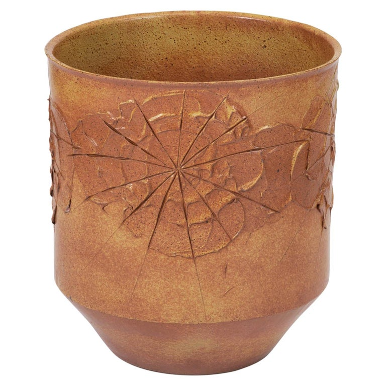 """David Cressey for Architectural Pottery Pro/Artisan """"Solar"""" Planter For Sale"""