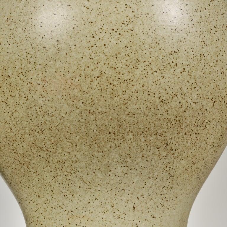 Mid-20th Century David Cressey Glazed Chalice Planter For Sale