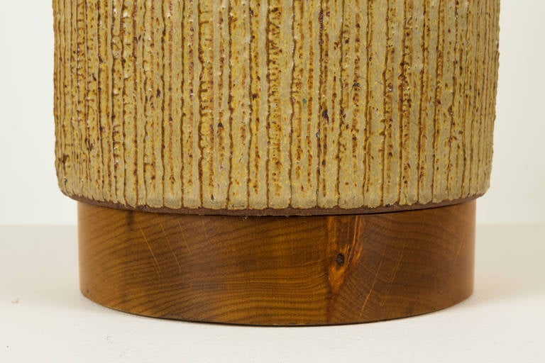 Late 20th Century David Cressey Table Lamp For Sale