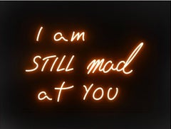 I Am Still Mad At You