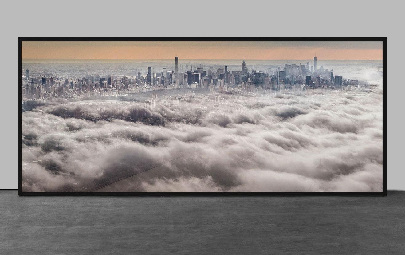 Above the Clouds, Manhattan, New York
