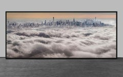 Above the Clouds, Manhattan, New York