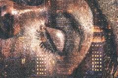 DAVID DREBIN Golden Eyes (Diamond Dust version)