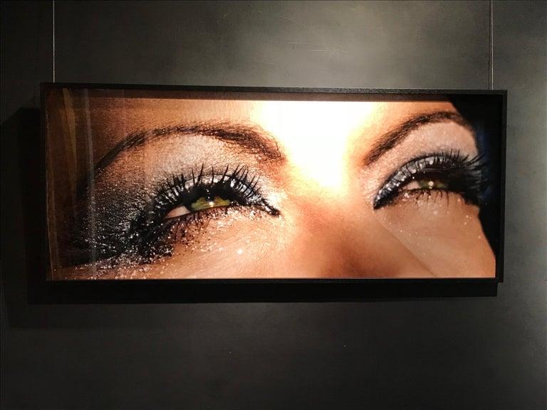 Eyes  - Photograph by David Drebin
