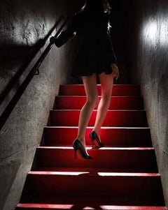 David Drebin, Girl On The Red Steps