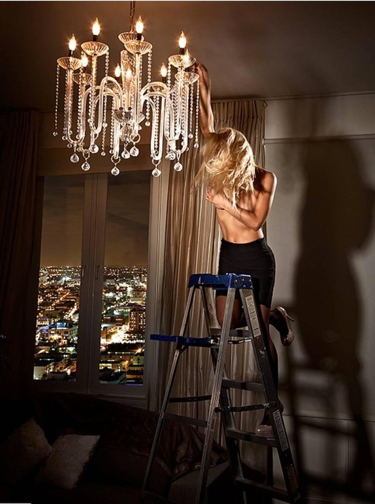 David Drebin Color Photograph - High Maintenance