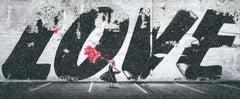 LOVE IS IN THE AIR DIAMOND DUST