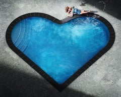 Splashing Heart by David Drebin