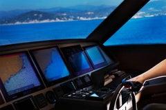 Steering Ship