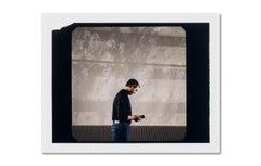 Steve Jobs Polaroid, Contemporary, Portrait, Photography, Celebrity