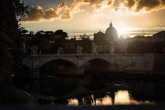 Sundown In Rome