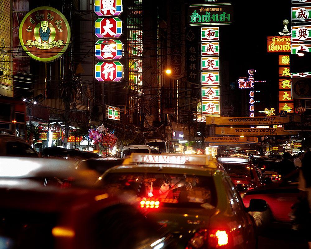 Taxi Lovers, Hong Kong
