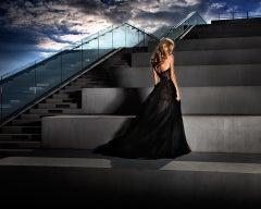 The Girl in the Black Dress