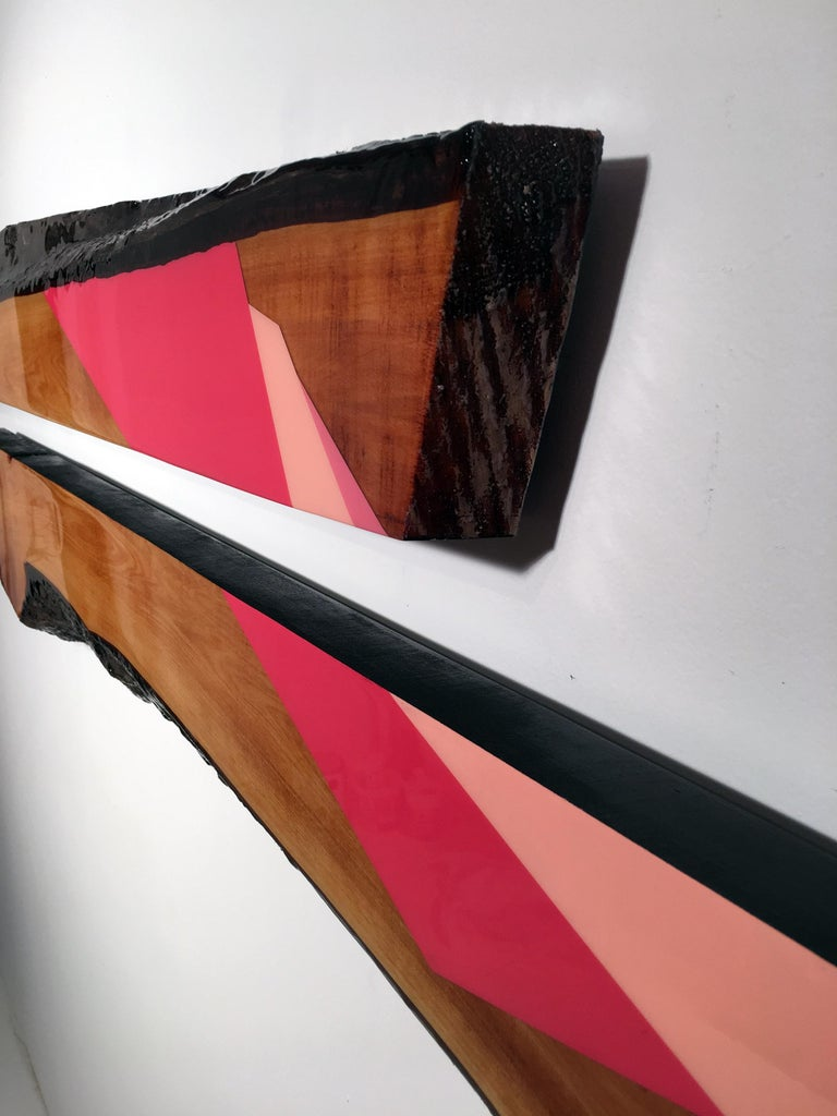 David E. Peterson is a Painter, Sculptor, and Deconstructive Designer. His