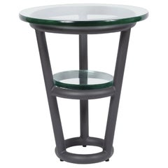 David Ebner Tubular Steel Side Table